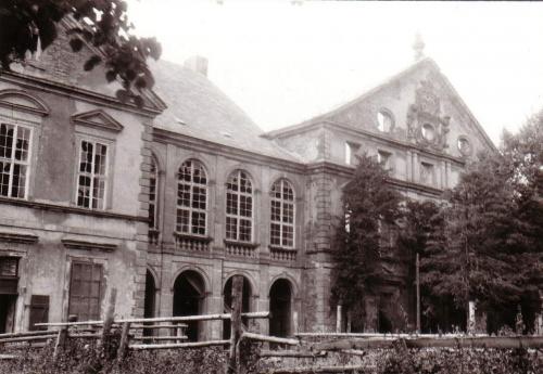 Замок Хундисбург (1980)