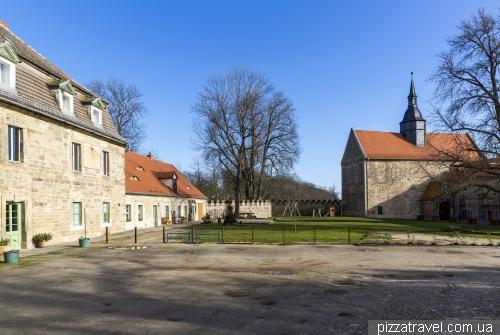 Замок Гозек
