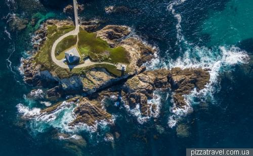 Остров Панча (Illa Pancha)