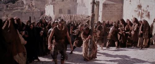 Страсті Христові (2004) в Матері