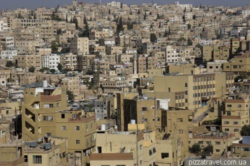 Амман, Йорданія