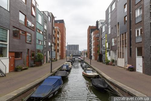 The Eastern Docklands