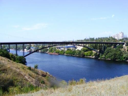 Мост, с которого прыгают