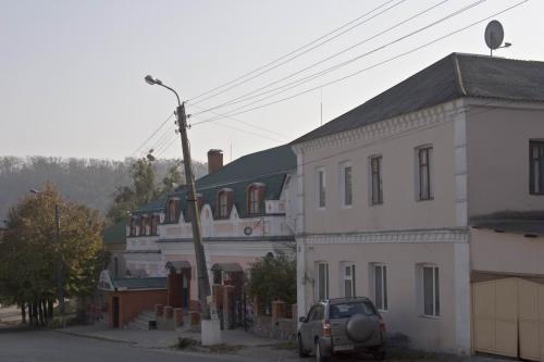 Несколько домов старого города