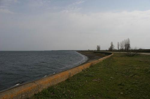 Набережная Каневского водохранилища