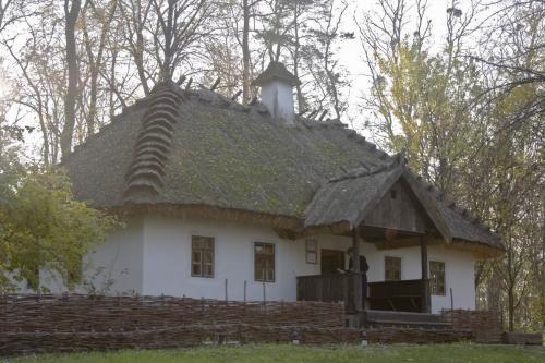Хатка Шевченко