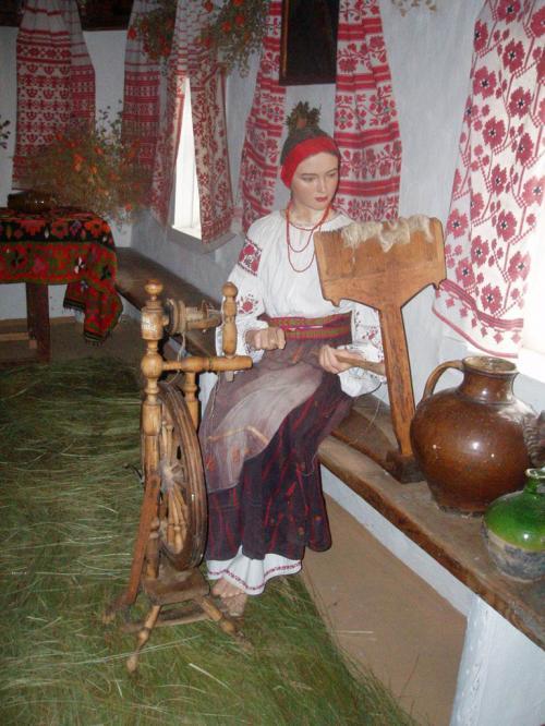 Дом ткача