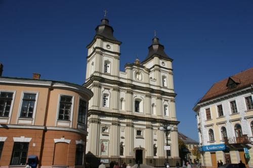 Holy Resurrection Cathedral