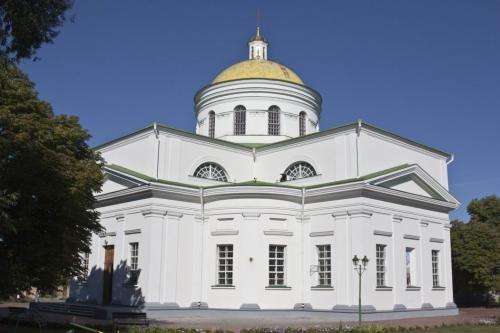 Преображенский собор (1833-39)