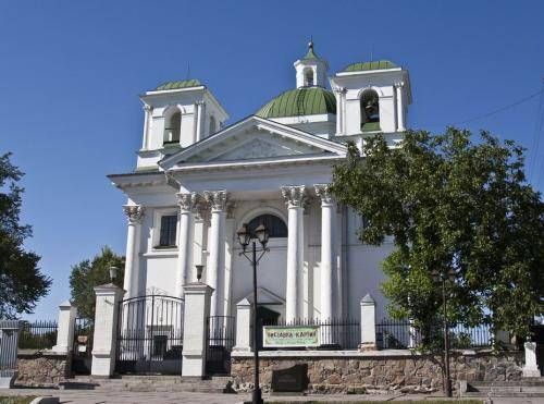 Римо-католический костел Иоанна Крестителя (1812)