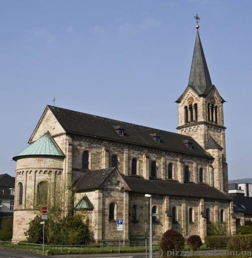 Elisabeth-Kirche