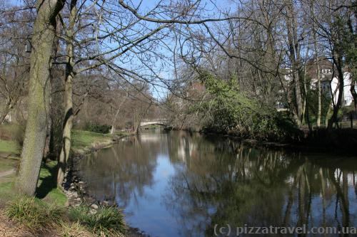 Канал у Брауншвейгу