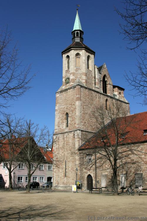 Церква Святого Магнуса