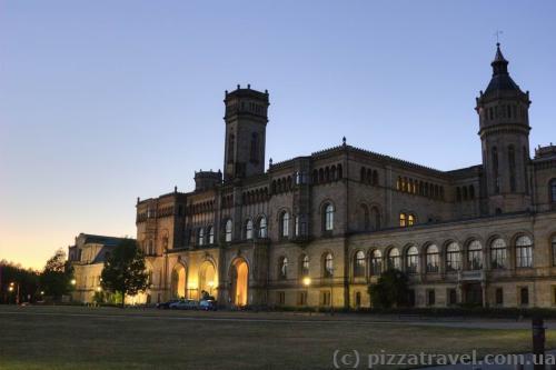 Лейбниц-Университет Ганновера