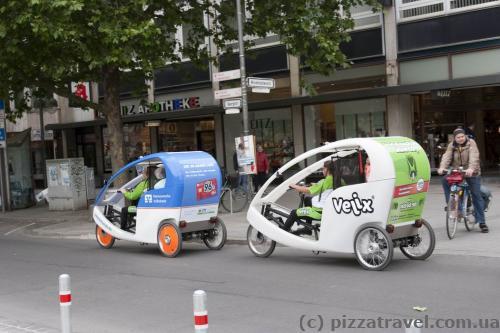 Такой транспорт можно взять в аренду
