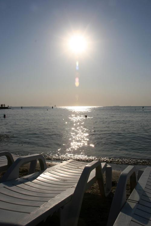 Пляж Ланжерон
