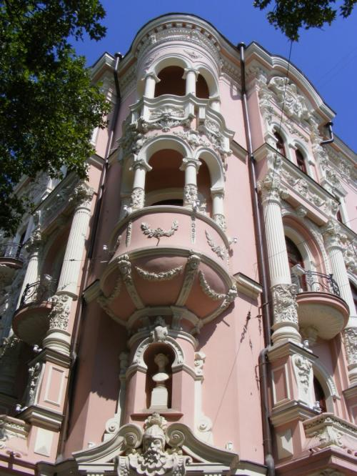 Готель на вул. Пушкінській