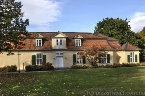 Дом основоположника немецкой классической литературы Готхольда Лессинга