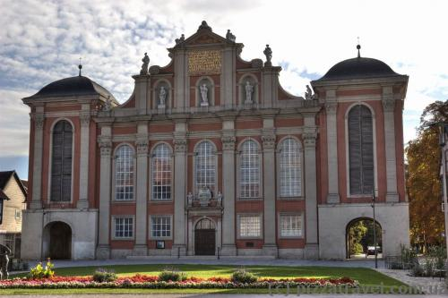 Церковь Святой Троицы в Вольфенбюттеле