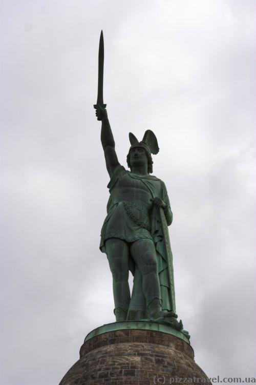 Памятник Арминию (Hermannsdenkmal)