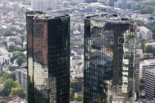 Дойче-банк у Франкфурті