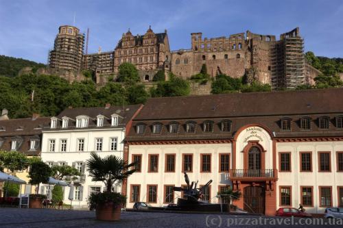 Хайдельбергский замок (1294)