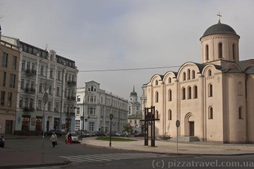 Церковь Успения на Подоле