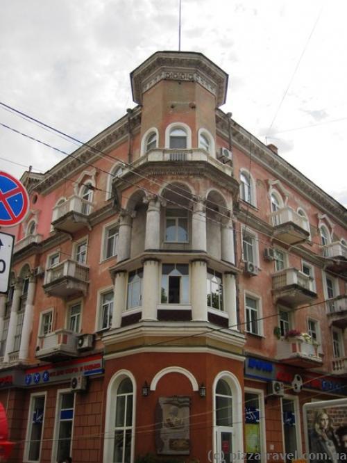 Жилой дом на ул. Советской
