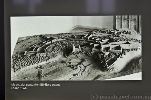 Планы по строительству огромной цитадели вокруг замка