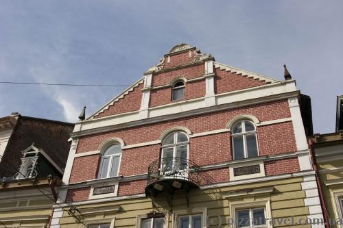 Будиночок у голландському стилі