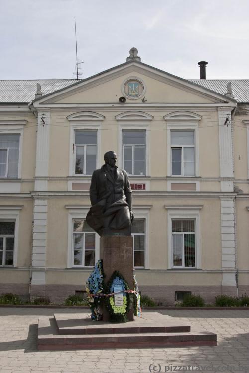 Гімназія, де навчався Степан Бандера