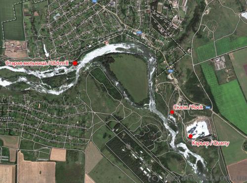 Карта Мигеи