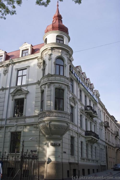 Улица Матейка