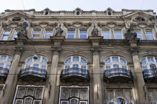 Дом на улице Петра Дорошенко